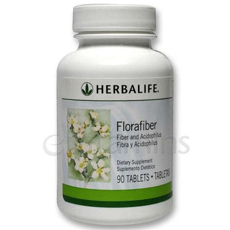 Herbalife Detox Side Effects by Herbalife Florafiber 90 Tablets Evitamins