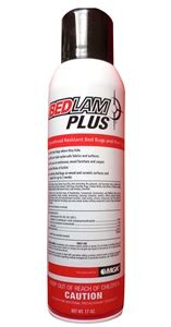 bedlam bed bug spray bedlam plus bed bug spray aerosol 17 oz