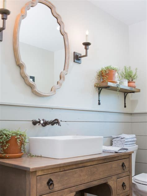 9 Bathroom Vanity Ideas Hgtv | photos hgtv s fixer upper with chip and joanna gaines hgtv