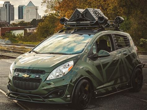 Kickers Spark Suede chevrolet beat showcased in five different avatars at the