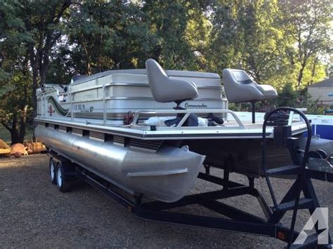 party boats for sale california 1997 suntracker party barge 27 pontoon patio party boat