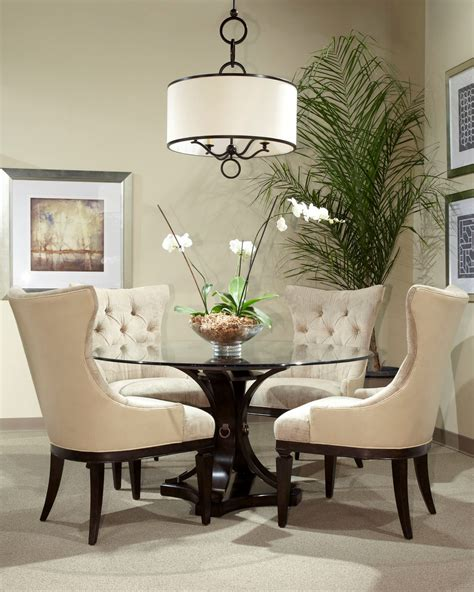 dining rooms : Dazzling Glass Dining Room Set Plus Off