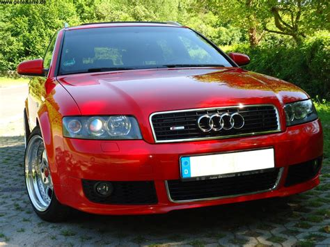 Audi A4 2003 Technische Daten by Audi A4 S4 Avant 2 5 Tdi S Line Von Repcabar Tuning