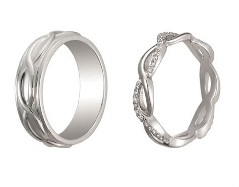 Matching Wedding Bands by Matching Wedding Bands Brilliant Earth
