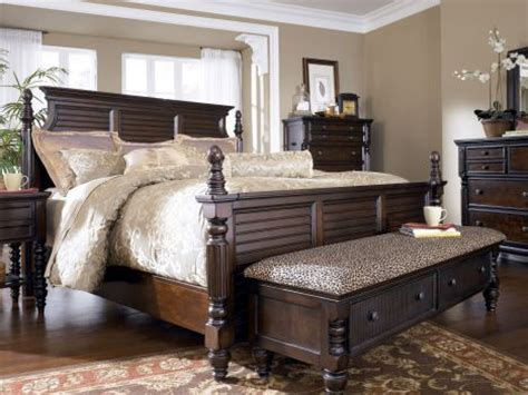 ashley millenium bedroom ashley millenium king bedroom suite new home pinterest
