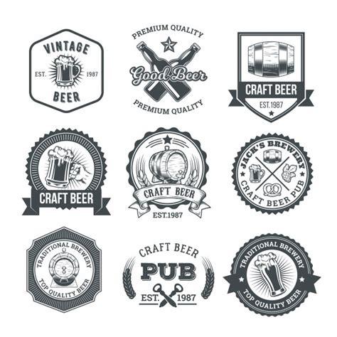 Vans Aufkleber Gratis by Verzameling Retro Bier Emblemen Badges Stickers