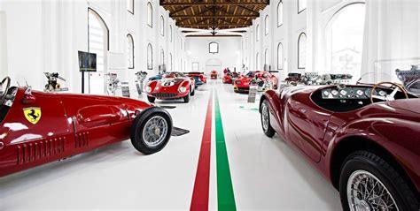 Ferrari Museum Italy by Mef Mostre In Corso Enzo Ferrari Museum In Modena