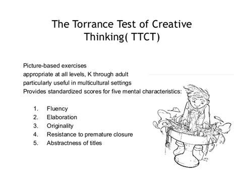tctt torrance pilot study report
