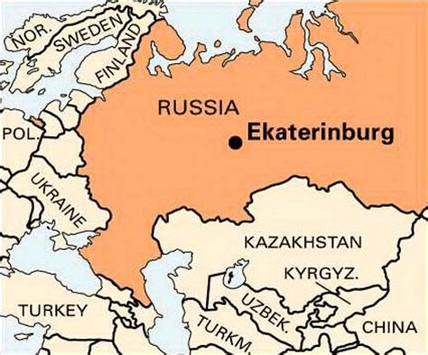 russia and cis map quiz yekaterinburg map