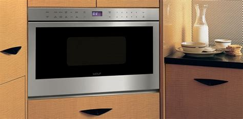 Microwave Oven Drawer Style by Microwave Ovens Microwaves Sub Zero Wolf Appliances