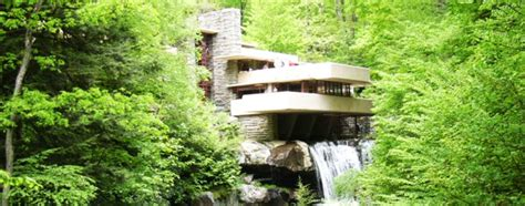 Fallingwater by Perch 233 La Casa Sulla Cascata 232 Importante Il Post