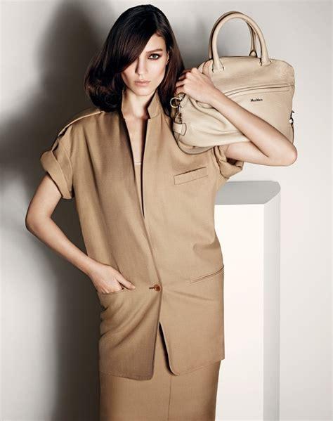 Fashion Maxmara 1160 kati nescher in max mara s 2013 caign by mario sorrenti