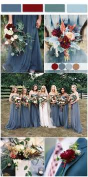 November Wedding Colors – Wedding colors for fall 2016 2017   Fashion Trends 2016 2017