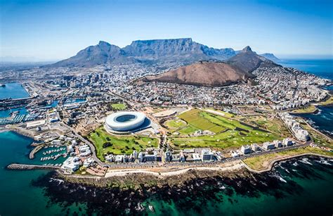 Of Cape Town Mba Tuition by Western Cape Tourism Hits Record Level South Africa