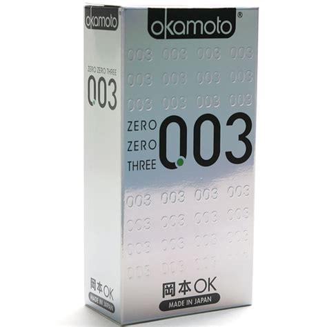 Okamoto Platinum 003 Made In Japan Ready Stock okamoto 003 standard all from japan