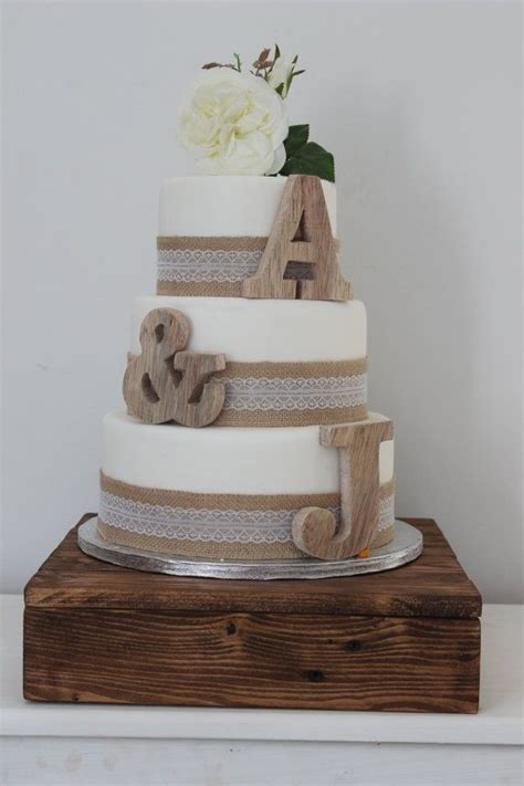 Best 25  Letter cake toppers ideas on Pinterest   Happy birthday cake topper, Cake bunting and