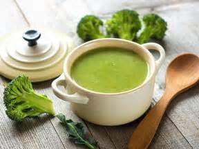potage de brocoli au parfum de ligurie une recette