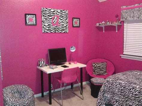 pink and zebra bedroom 103 best girls room images on pinterest child room