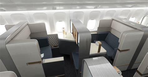 Zodiac Aircraft Interiors by Les Si 232 Ges Business