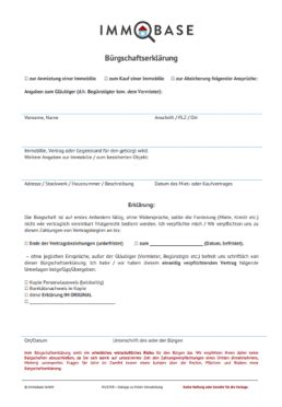 Angebot Immobilienkauf Vorlage Immobilien Dokumente Wohnung Haus Miete Immobilienkauf