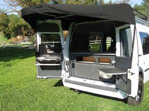 Ford Transit Rv Conversion Ford Transit Connect Cer Conversion By Khd Cers By