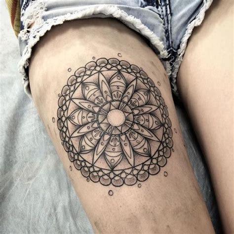 tattoo mandala bein 1001 bein tattoo ideen f 252 r jeden geschmack und jedes alter