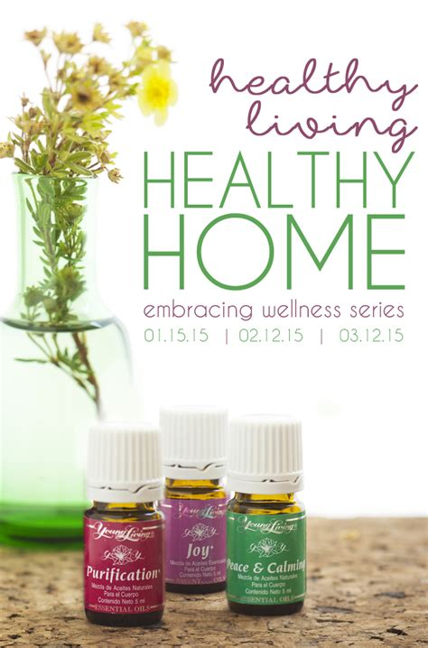 healthy living with lemon essential grace