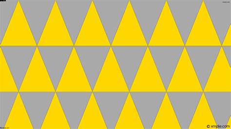 yellow grey wallpaper yellow grey triangle a9a9a9 ffd700 330 176 307px