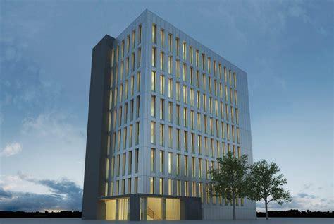 Bauen Mit Beton by Cree S Wood Concrete Architecture Arrives In U S