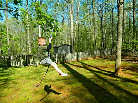 sam swing montessori outdoor exploration