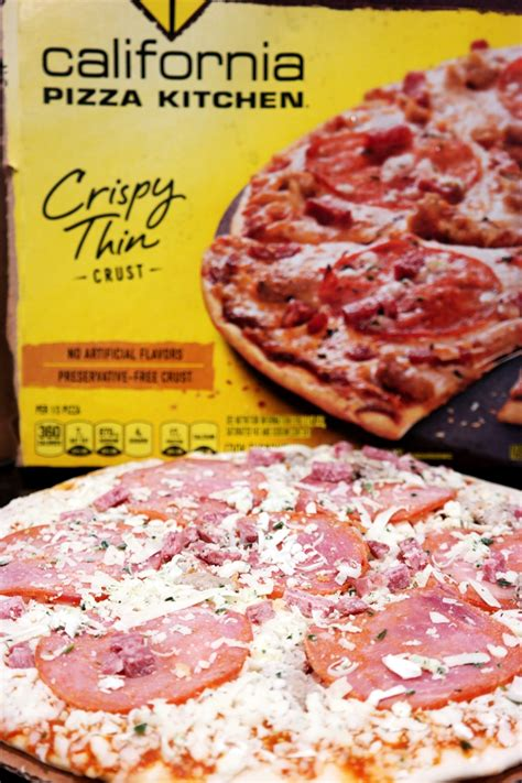 How Many California Pizza Kitchens Are There by California Pizza Kitchen Frozen Pizza Marceladick