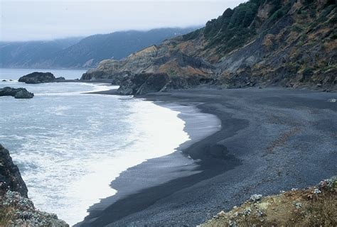 black sand beach california the lost coast california s best hotel deals and travel tips
