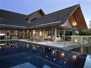 villa in thailand combining asian furnishings with a high comfort level freshome com