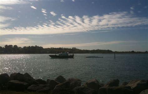 buoy boat crash speedboat flips over after crashing into a navigation buoy