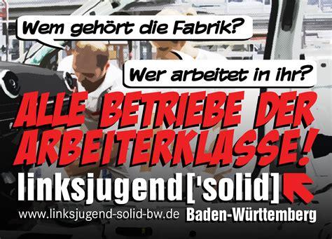 Links Solid Aufkleber by Das Streikrecht Muss Verteidigt Werden Linksjugend