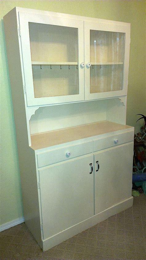antique kitchen hutch cupboard vintage 1920s antique kitchen china cabinet hutch by