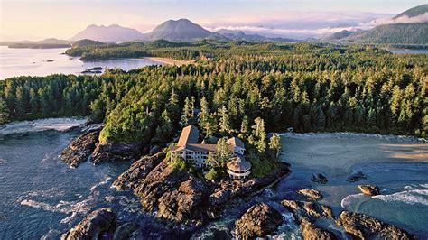Vancouver Island the wickaninnish inn tofino a kuoni hotel in vancouver