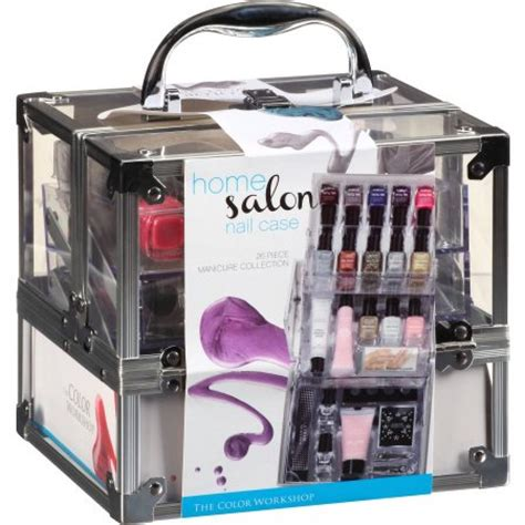 the color workshop nail the color workshop home salon manicure collection nail