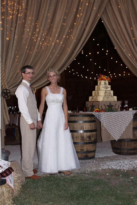 burlap draping wedding burlap drapes weddings pinterest