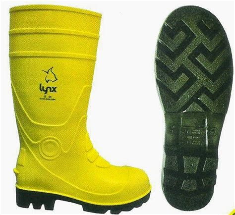 Safety Boot Petrova Yellow jual safety rubber boots jual alat safety
