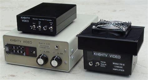 Transmitter Tv Digital kh6htv digital television transmitters