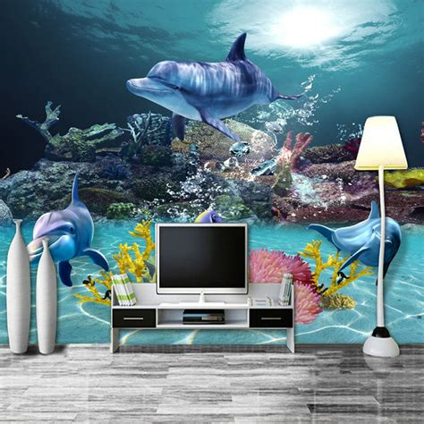 dolphin home decor wall stickers home decor vinyl
