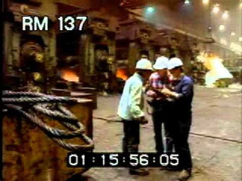 steel mill workers stock photos steel mill workers stock images alamy blue collar steel mill workers 35mm1 factory interior best footage stock footage