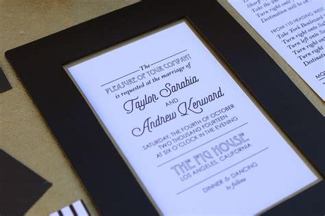 inside of wedding invitation q a wedding invitation wording tips from zenadia design