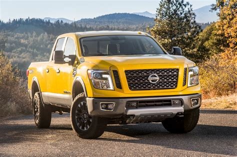 Nissan Titan Diesel Review by 2016 Nissan Titan Xd Pro 4x Diesel Review Term Arrival