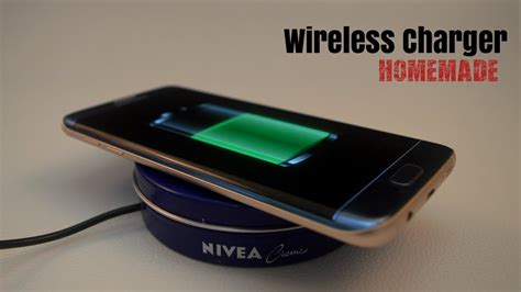 wireless charger  home easy  youtube