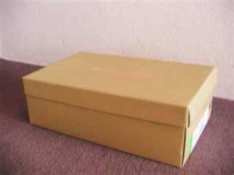 How To Make A Shoe Box Out Of Paper - shoebox shoebox s theme
