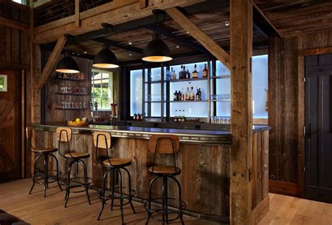 Small Wooden Home Bar 18 Small Home Bar Designs Ideas Design Trends