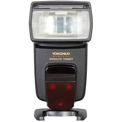 Flash Yongnuo yongnuo yn 568ex speedlite for nikon cameras yn 568exn b h photo