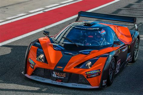 Ktm Race Car New Ktm X Bow Gt4 Completes Initial Shakedown